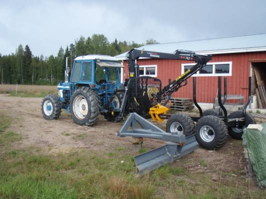 Metsäkoneet - Lordi ja Patruuna 762 - pottupellossa.fi | Konegalleria konekuskeille