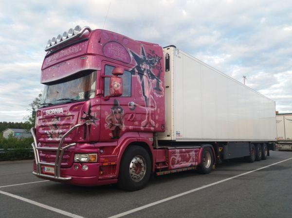 Laakso Trucking