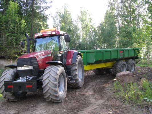 Traktorit ja koneet - case ja tempot - pottupellossa.fi | Konegalleria konekuskeille