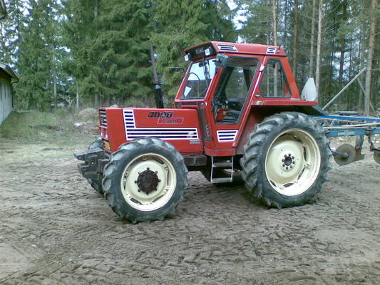 Traktorit ja koneet - fiat 780 dt - pottupellossa.fi | Konegalleria konekuskeille